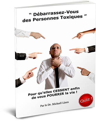 Ebook Se Débarrasser des Personnes Toxiques