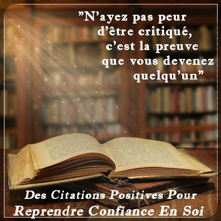 citation image de soi